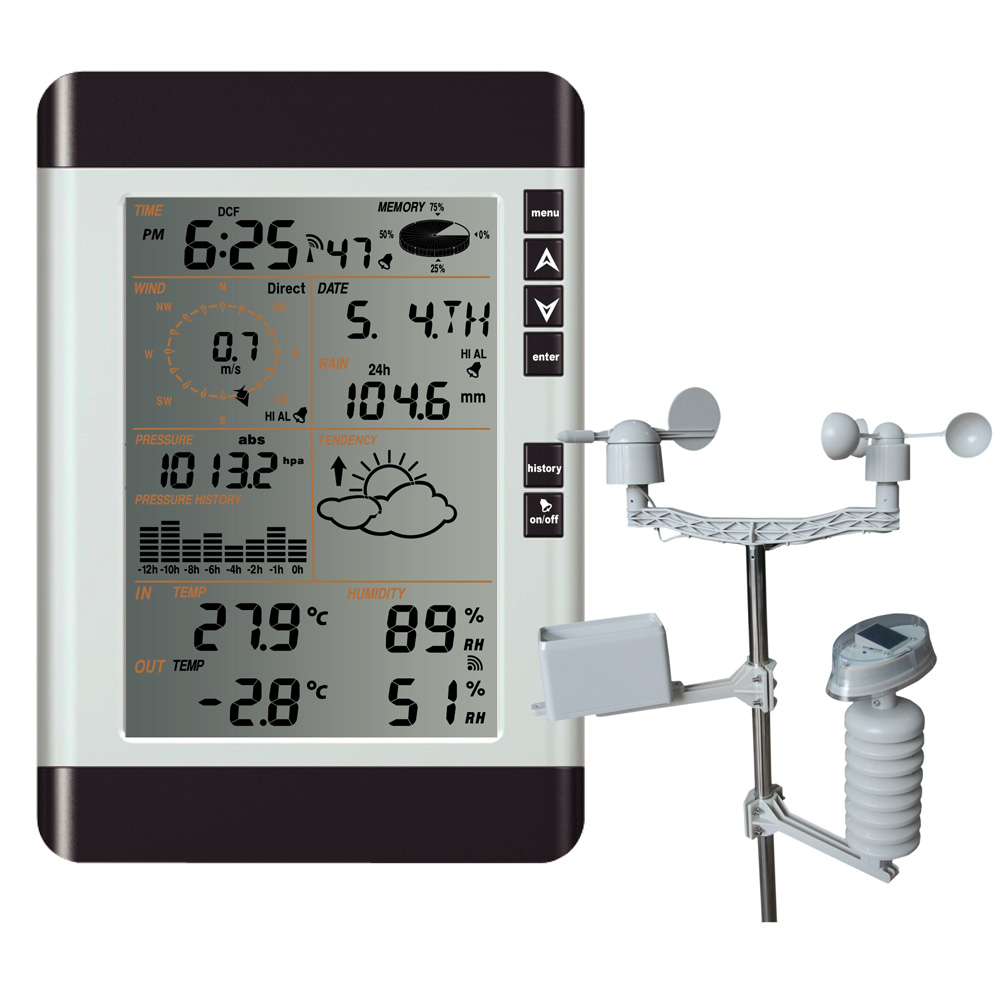 thassos weather station wa2080 fine offset